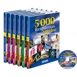 5 000 RESPUESTAS PARA APROBAR