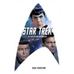 STAR TREK - EL VIAJE DE UNA GENERACIÓN