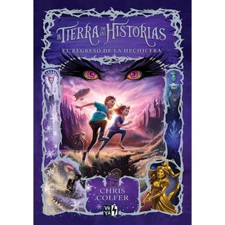 EL REGRESO DE LA HECHICERA - LA TIERRA DE LAS HISTORIAS 2