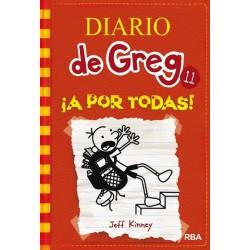 DIARIO DE GREG 11 (TAPA DURA) - ¡A POR TODAS!