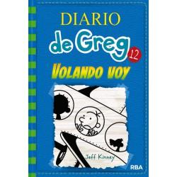 DIARIO DE GREG 12 – VOLANDO VOY