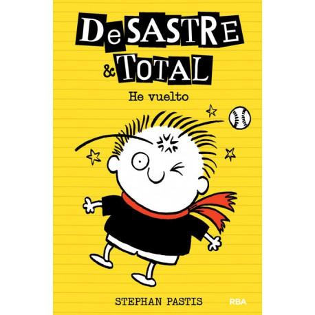 DESASTRE & TOTAL 3 – AQUÍ ESTOY