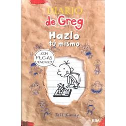 DIARIO DE GREG - HAZLO TÚ MISMO