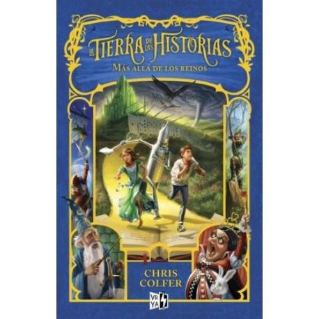 LA TIERRA DE LAS HISTORIAS 4 – MÁS ALLÁ DE LOS REINOS