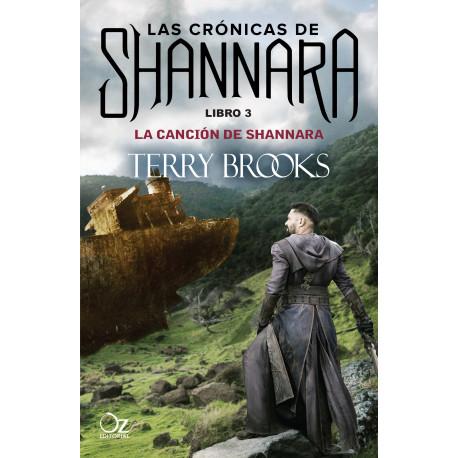 LAS CRÓNICAS DE SHANNARA 3 – LA CANCIÓN DE SHANNARA