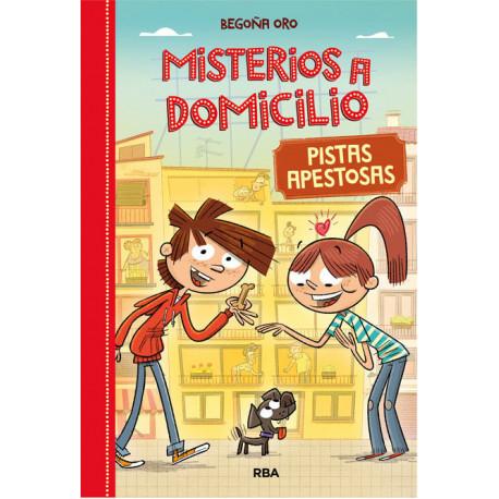 MISTERIOS A DOMICILIO 1 - PISTAS APESTOSAS