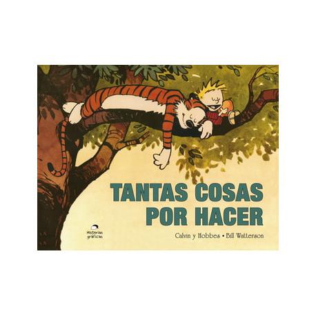 TANTAS COSAS POR HACER