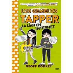 LOS GEMELOS TAPPER 4. LA LIAN EN INTERNET