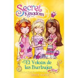 SECRET KINGDOM 7 - EL VOLCÁN DE LAS BURBUJAS