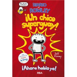 DIARIO DE ROWLEY - ¡UN CHICO SUPERGUAY!