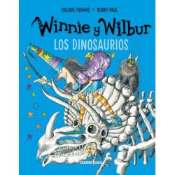 WINNIE Y WILBUR – LOS DINOSAURIOS
