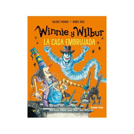 WINNIE Y WILBUR – LA CASA EMBRUJADA