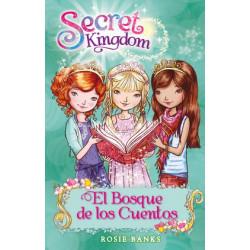 SECRET KINGDOM 11 – EL BOSQUE DE LOS CUENTOS