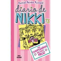 DIARIO DE NIKKI 13 – UN CUMPLEAÑOS NO MUY FELIZ