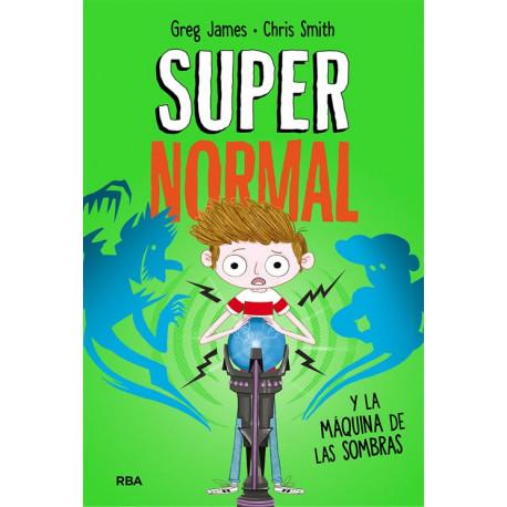 SUPERNORMAL 3 – Y LA MAQUINA DE LAS SOMBRAS