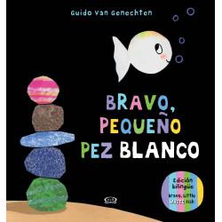 BRAVO, PEQUEÑO PEZ BLANCO