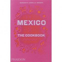 MEXICO – THE COOKBOOK