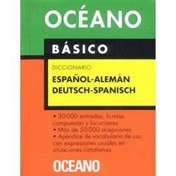 BASICO DICCIONARIO ESPAÑOL-ALEMAN DEUTSCH-SPANISCH