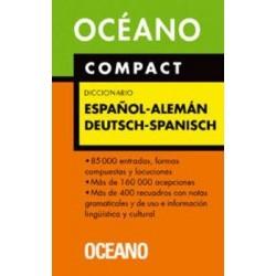 COMPACT DICCIONARIO ESPANOL-ALEMAN DEUTSCH-SPANISCH