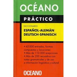 PRACTICO DICCIONARIO ESPAÑOL-ALEMAN DEUTSCH-SPANISCH