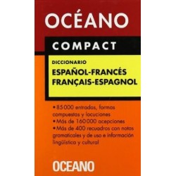 COMPACT DICCIONARIO ESPAÑOL-FRANCES / FRANCAIS-ESPAGNOL