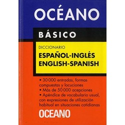 BASICO DICCIONARIO ESPAÑOL-INGLES / ENGLISH-SPANISH