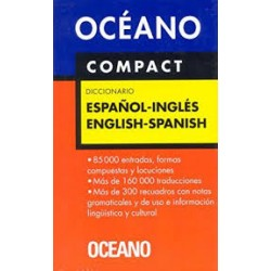 COMPACT DICCIONARIO ESPAÑOL-INGLES / ENGLISH-SPANISH