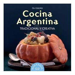 COCINA ARGENTINA - TRADICIONAL Y CREATIVA