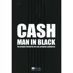 CASH MAN IN BLACK
