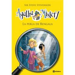 AGATHA MISTERY 1- LA PERLA DE BENGALA