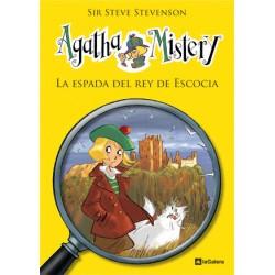AGATHA MISTERY 1- LA ESPADA DEL REY DE ESCOCIA