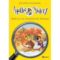 AGATHA MISTERY 4 - ROBOS EN LAS CATARATAS DEL NIAGARA