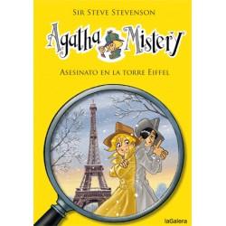 AGATHA MISTERY 5 - ASESINATO EN LA TORRE EIFFEL