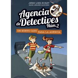 AGENCIA DE DETECTIVES NÚM.2 - UN NUEVO CASO PARA LA AGENCIA (1)