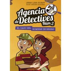 AGENCIA DE DETECTIVES NÚM.2 – EL CASO DEL HOMBRE DE NEGRO (2)