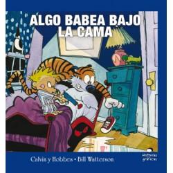 ALGO BABEA BAJO LA CAMA - CALVIN Y HOBBES 2