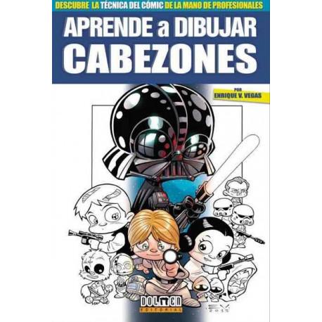 APRENDE A DIBUJAR CABEZONES
