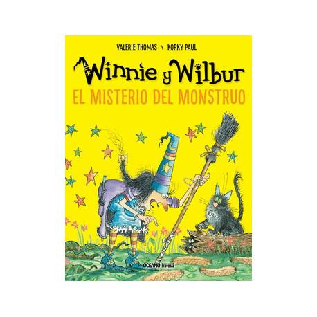 WINNIE Y WILBUR – EL MISTERIO DEL MONSTRUO