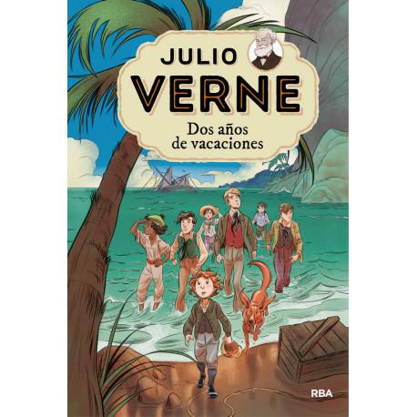 JULIO VERNE 1 - DOS AÑOS DE VACACIONES