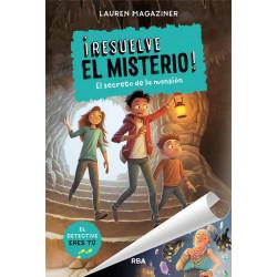 ¡RESUELVE EL MISTERIO! 1 - EL SECRETO DE LA MANSIÓN