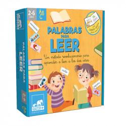 PALABRAS PARA LEER