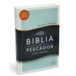 BIBLIA DEL PESCADOR - LETRA GRANDE