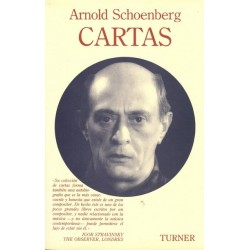 ARNOLD SCHOENBERG CARTAS